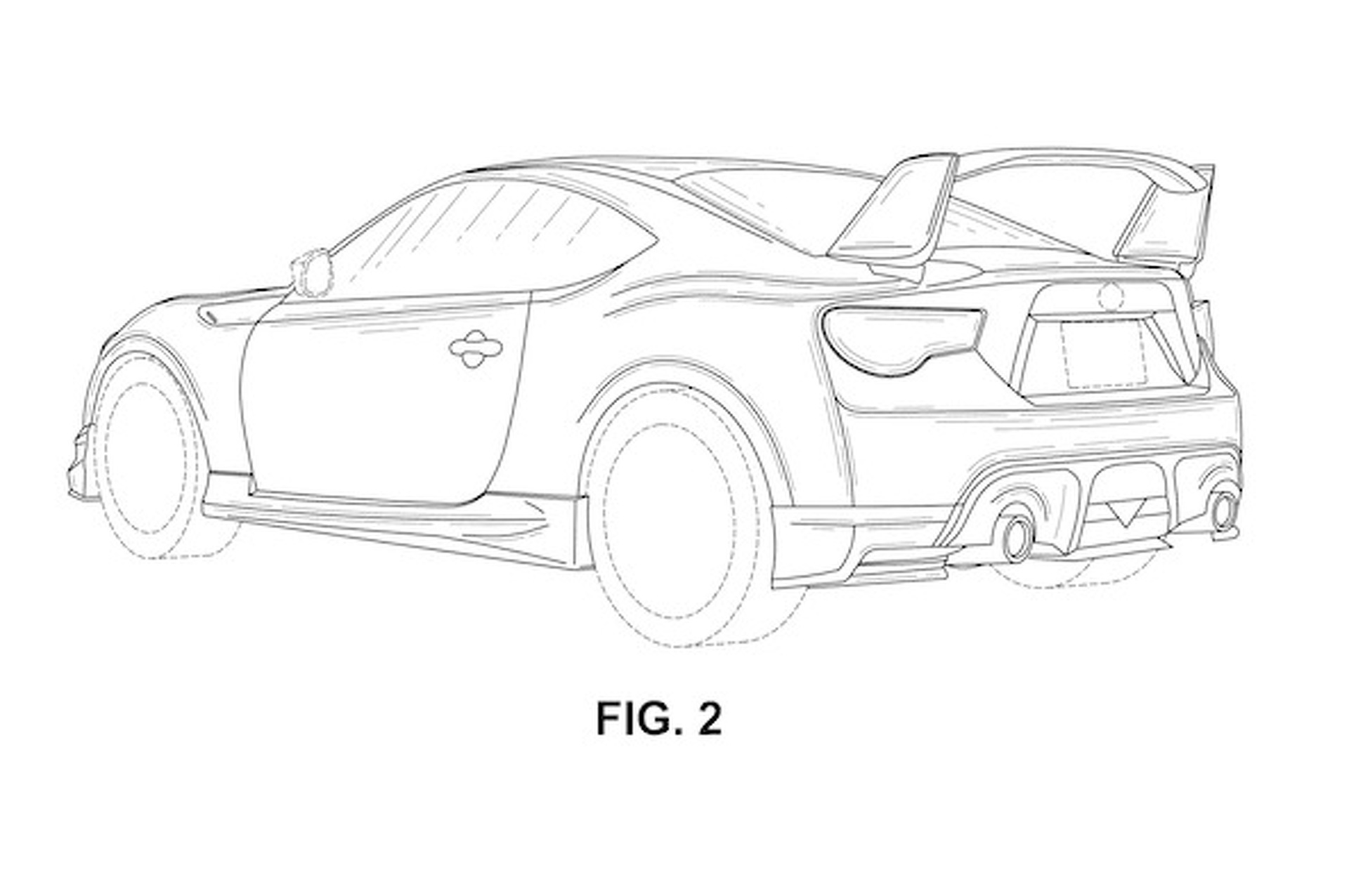 New Toyota 86/Subaru BRZ Patents a Sign of Things to Come?