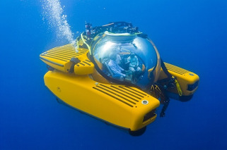 Personal Submarines Give Uber-Wealthy Another Way to Travel