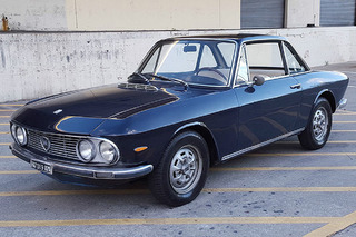 This Lancia Fulvia Coupe Still Has It After 45 Years