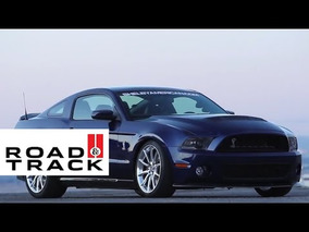 Eye Candy: 2012 Shelby 1000 Track Attack