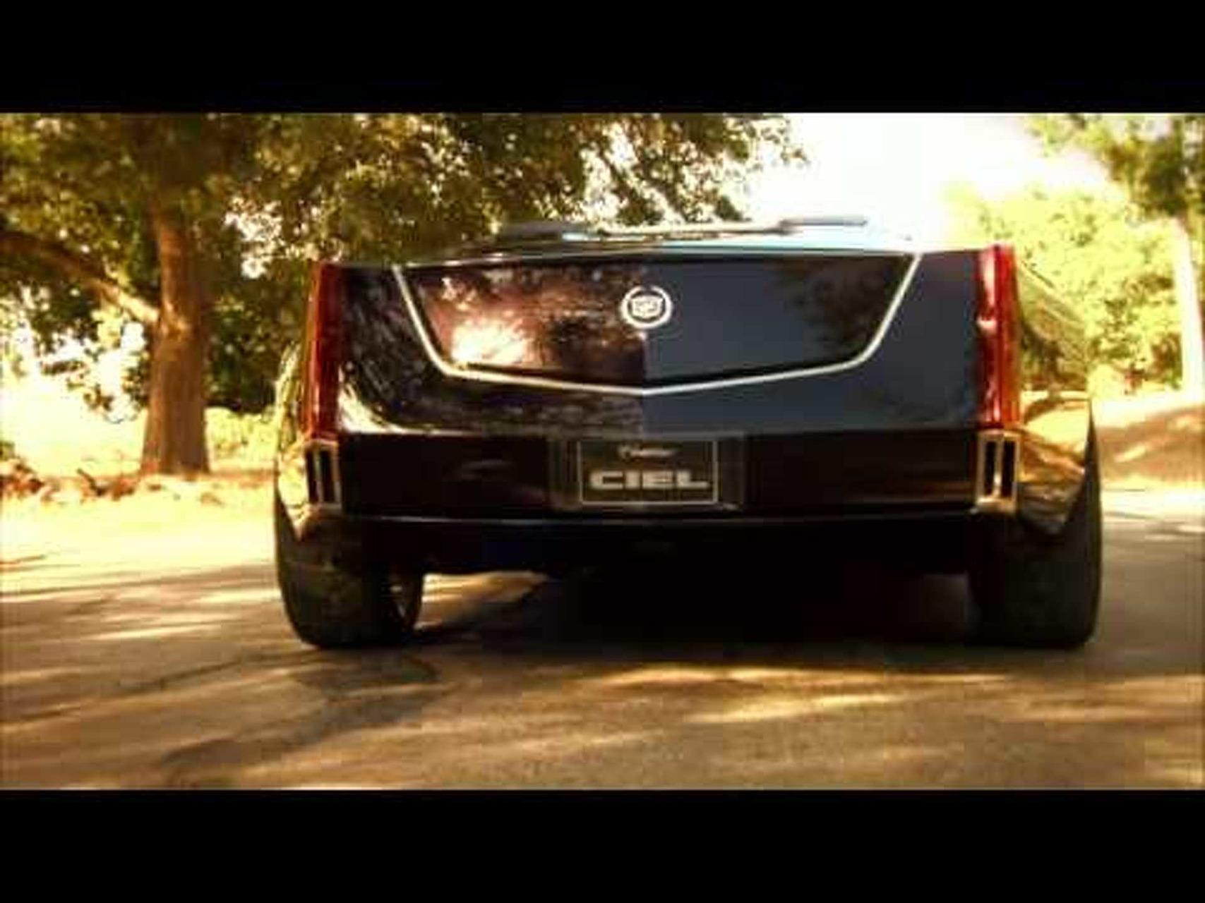 2012 Cadillac Ciel Concept Design