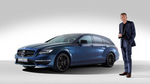 Mercedes-Benz CLS 63 AMG Shooting Brake by Spencer Hart revealed