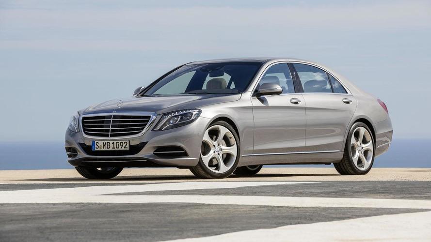 2014 Mercedes-Benz S-Class pricing announced (UK)