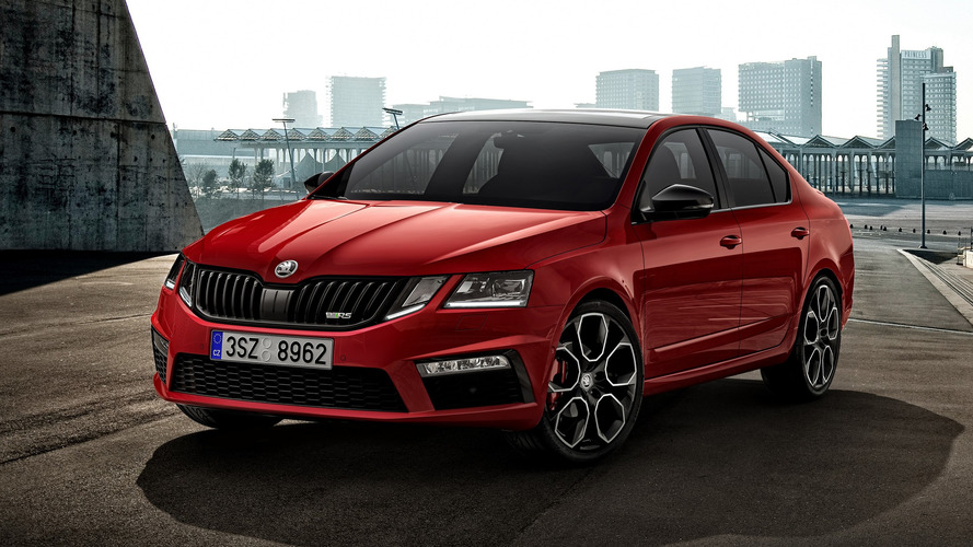 Skoda Octavia RS 245 is the quickest, most powerful Octavia ever