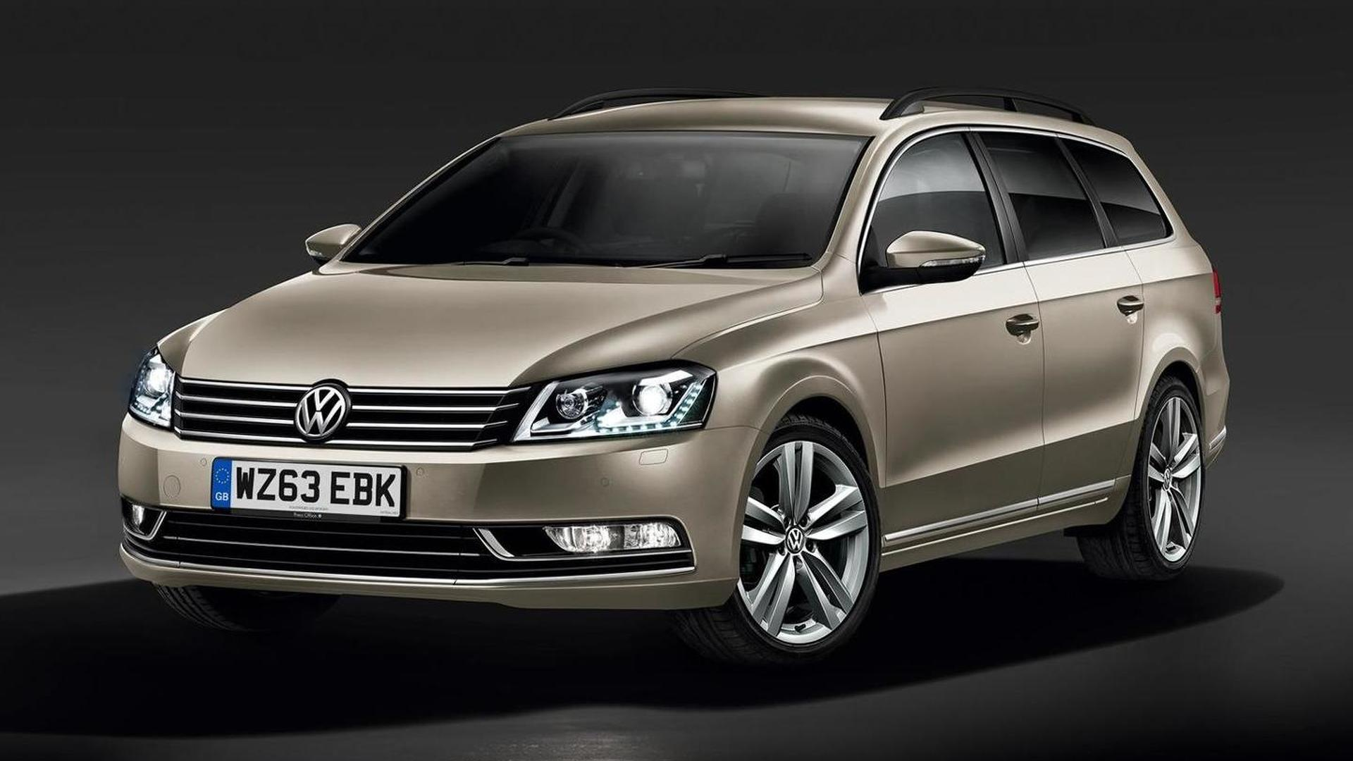 More premium Volkswagen Passat Executive and Executive Style introduced in UK