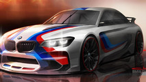 BMW Vision Gran Turismo could influence M2 design