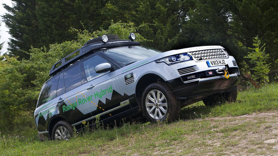 Land Rover is keeping a close eye on the Tesla Model X - report