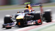 Mark Webber qualifying 12.10.2013 Japanese Grand Prix