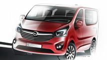 Next-gen Renault Trafic and Opel Vivaro teased