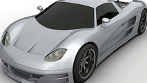 Hybrid Technologies Shows 220mpg Supercar