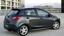 All new Mazda2 Photos Surface