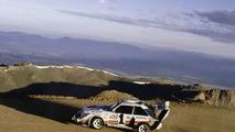 Audi Sport quattro S1-Pikes Peak