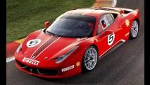 Ferrari 458 Challenge 2011