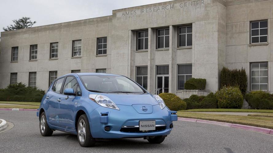Nissan & NASA team up to test autonomous vehicles and technology