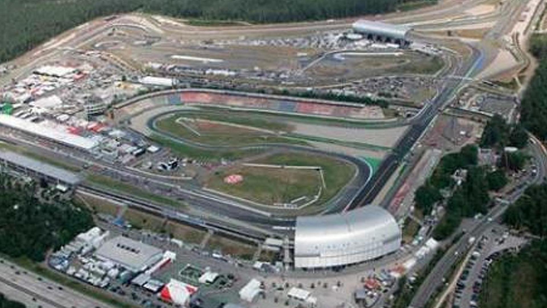 German GP demise not Ecclestone's fault - Lauda