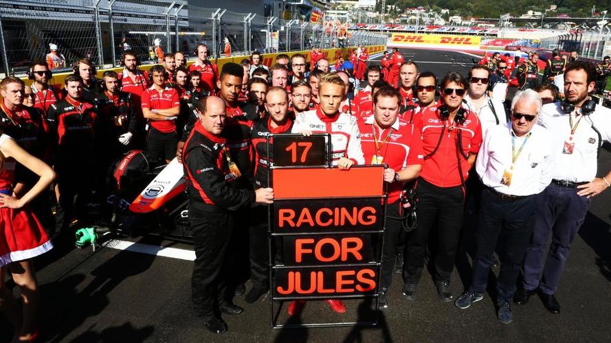 Todt asks for calm after Bianchi crash