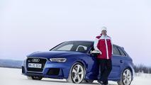 Audi RS3 Sportback in Sepang Blue