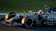 Newey not expecting Red Bull to match Mercedes