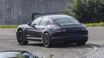 Next-gen Porsche Panamera spied for the first time with its own body