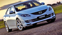 All New Mazda6 Photo Leak