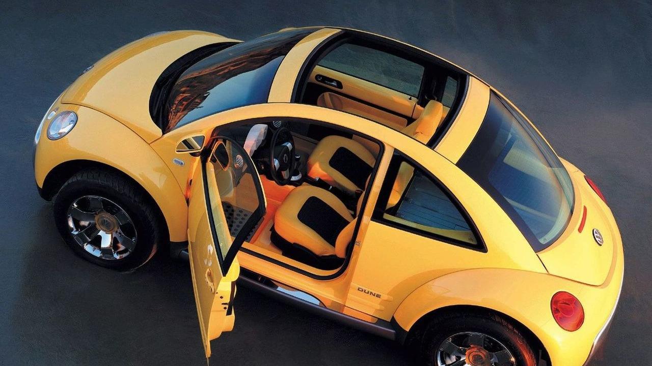VW Beetle Dune Concept