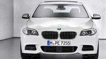 2012 BMW M550d sedan 25.01.2012