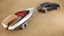 Jaguar Speed boat concept 30.10.2012