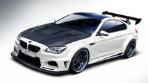 Lumma Design fully reveals BMW CLR 6 M