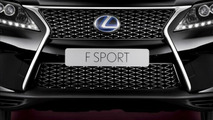 2013 Lexus RX 450h F Sport  leaked press image