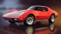 1977 Chevrolet Corvette 29.6.2012