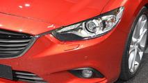 2013 Mazda6 live in Paris 27.09.2012
