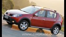 Renault divulga detalhes do Sandero Stepway - Preço inicial é de R$ 44 mil
