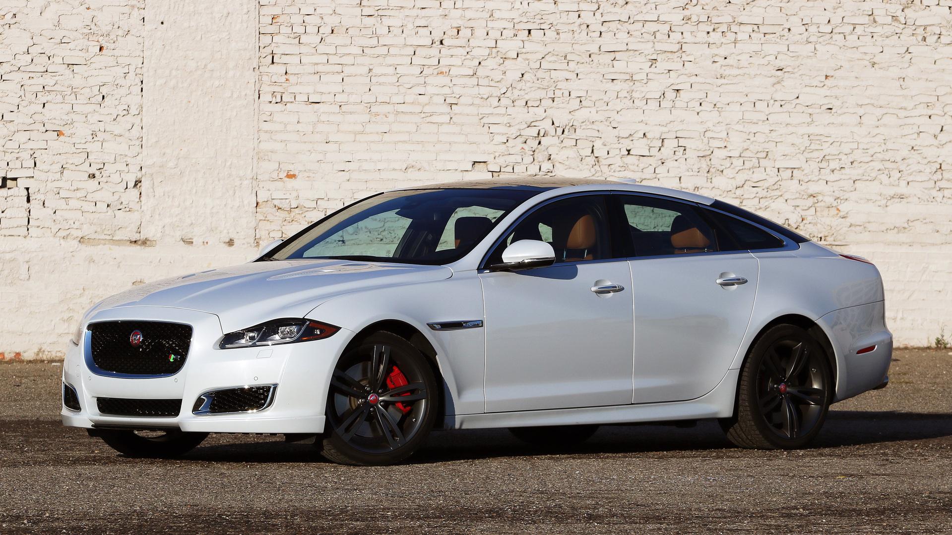Review 2016 Jaguar Xjr