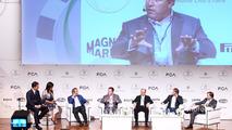 Jacky Ickx, Zak Brown, Franz Tost, Petter Solberg, Jost Caputo