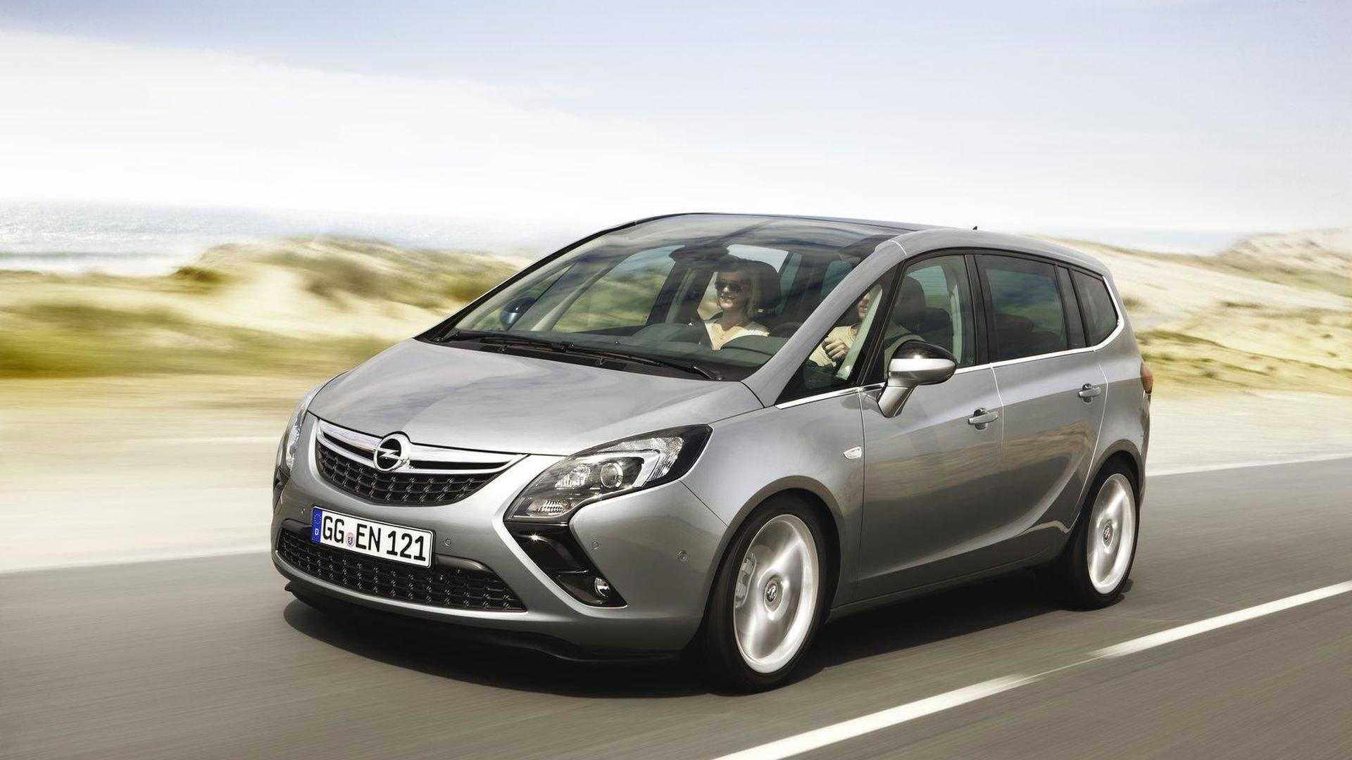Opel concept announced for Frankfurt debut