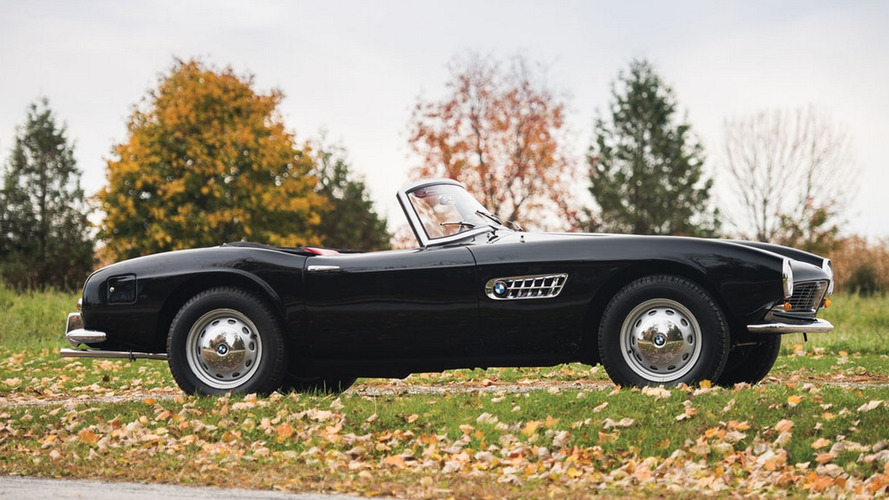Lovely BMW 507 could fetch up to $2.6M at auction