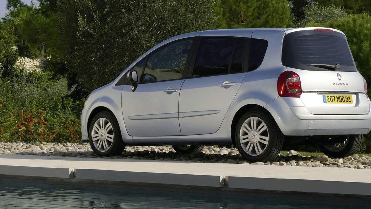 Renault Grand Modus 2008