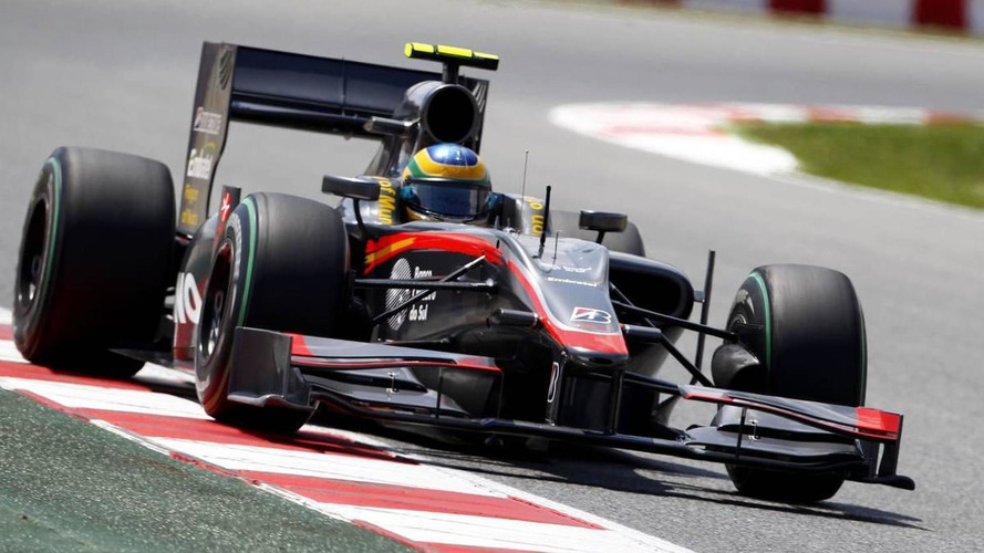 Slow Senna's chassis still damaged in Monaco