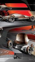 Audi eSpira and eOra