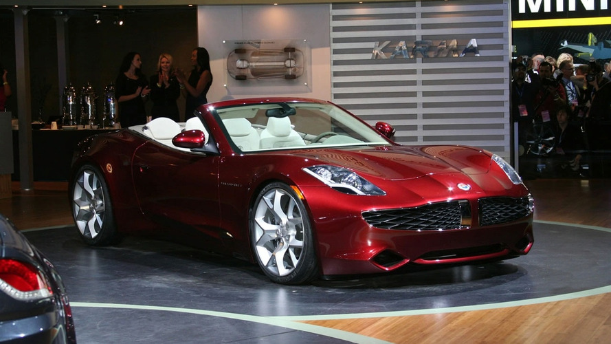 Fisker accepting orders for Karma S hard-top convertible