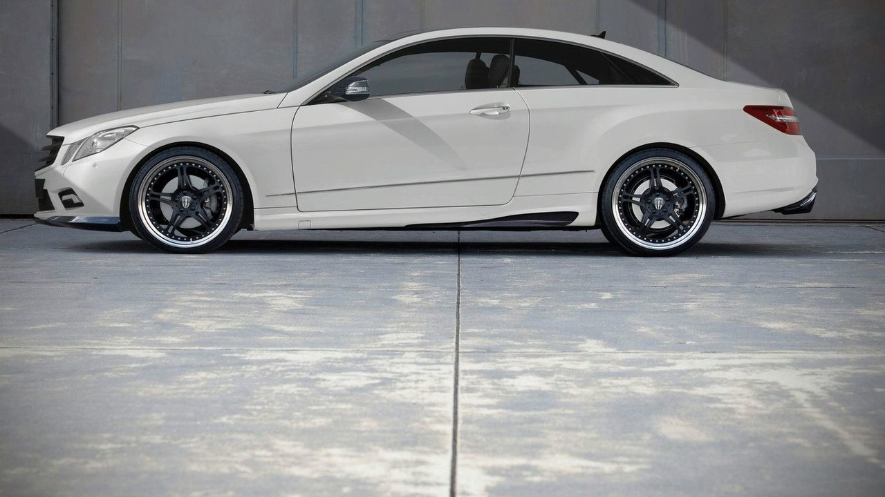 Kicherer E 50 Coupe based on 2010 Mercedes E-Class Coupe 10.03.2010