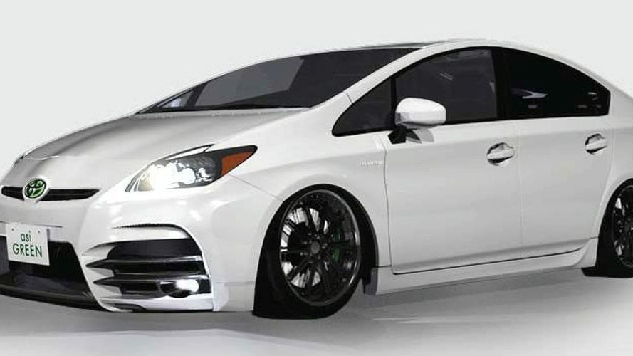 ASI Establish GREEN Junior Brand - 2010 Toyota Prius is First Project