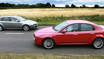 Alfa Romeo 159 Range Gets New Engines in the UK