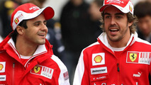 Massa confirms he will help Alonso in Brazil