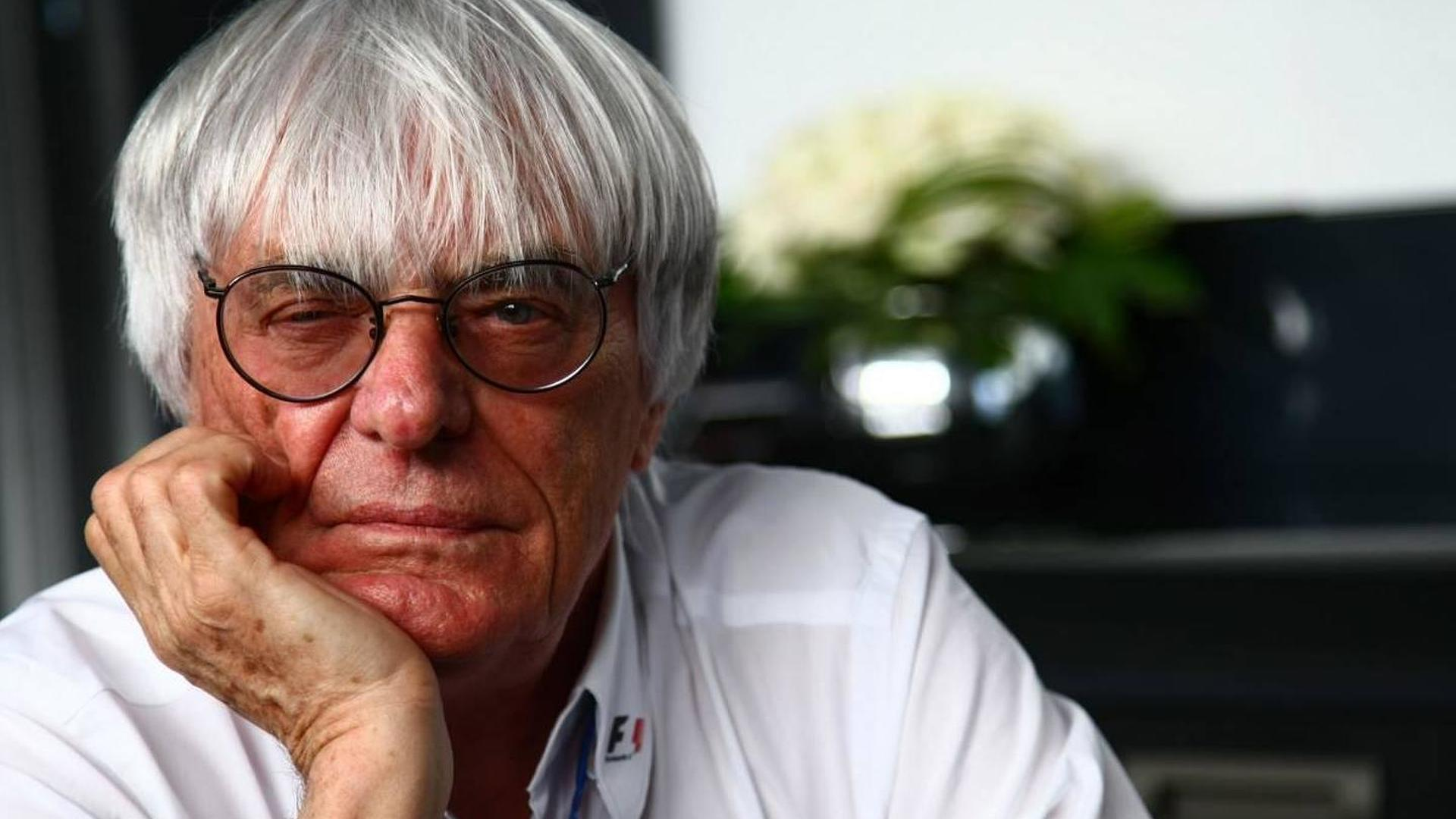 F1 banker admits accepting Ecclestone bribes