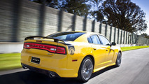 2012 Dodge Challenger SRT8 Yellow Jacket and Charger SRT8 Super Bee for L.A.