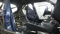 Nissan Juke-R fitting the cabin 08.11.2011