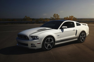Ford Mustang Heading Back Down Under in 2016