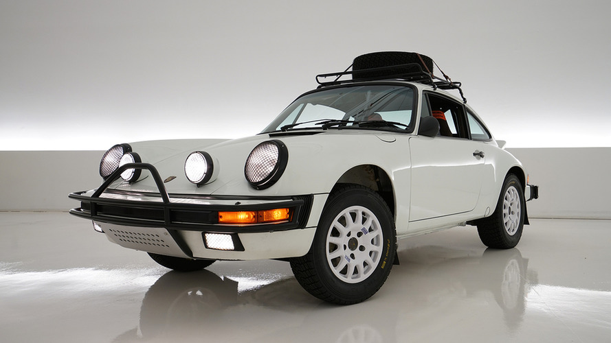 Patrick Long's Rally Porsche 911 brings in $275K at auction for charity