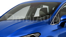 2017 Ford Fiesta rendering by OmniAuto